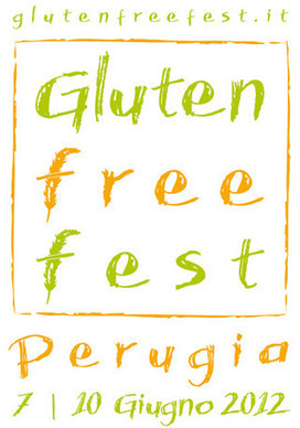 Gluten Free Fest 2012 – Perugia   Roma Food News   Scoop.it