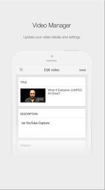 YouTube Creator Studio lands on the App Store -- AppAdvice   ipad2learn #iPad #E-Learning #schreiben #lernen #m-learning   Scoop.it