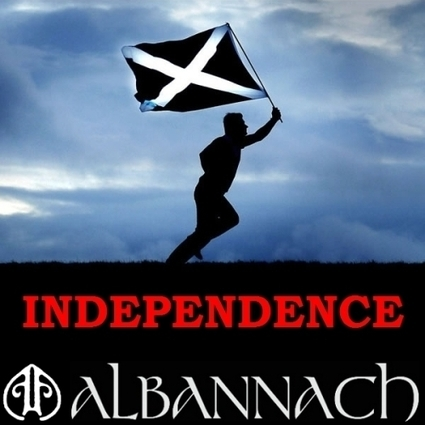 Albannach Music - Album Details: The Independence EP | YES for an Independent Scotland | Scoop.it