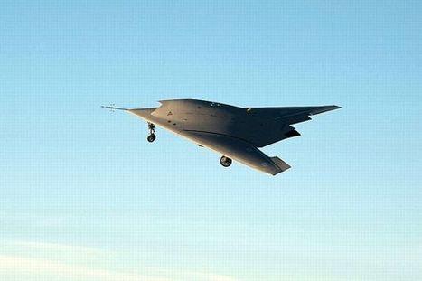 Le drone militaire européen Neuron a réussi son envol | NoDrone | Scoop.it