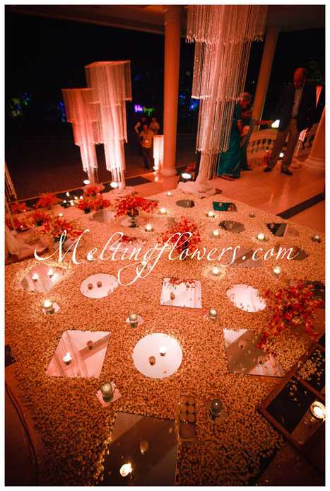 Wedding ceremony decorations in wedding decorations marriage choose the right wedding decorator to suit your needs wedding decorations flower decoration marriage decoration melting flowers blog junglespirit Gallery