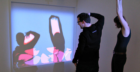 Interstitial Fragment Processor - Interactive Art by Golan Levin and Collaborators | Street Arts | Scoop.it