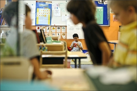 """Today's classroom may be """"the quiet kid's worst nightmare."""" 