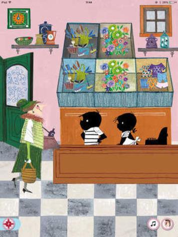 Jip en Janneke op de iPad met eigen spel Winkeltje Spelen | Apps voor kinderen | Scoop.it