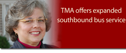 Williamson Herald : TMA offers expanded southbound bus service - stops at library | Tennessee Libraries | Scoop.it