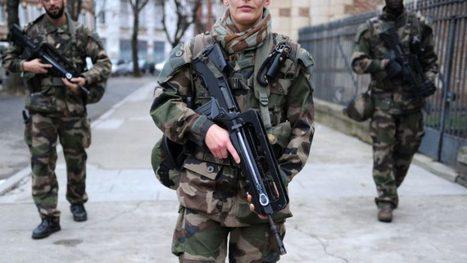 �� #Paris Un militaire de l'opération #Sentinelle se #suicide avec son Famas. | Armée et Défense | Scoop.it