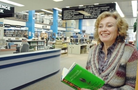 Fundraising key to Regina libraries' revival | The Information Professional | Scoop.it