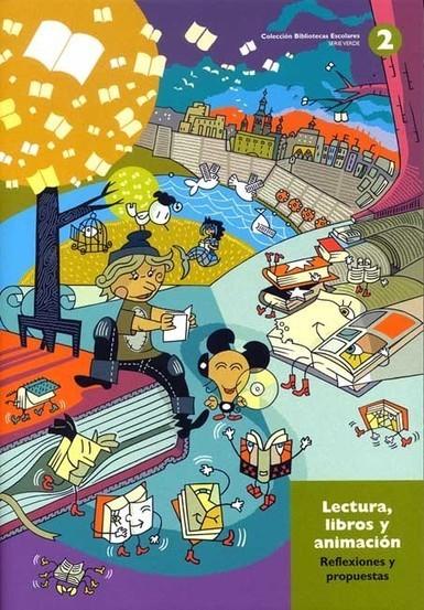 Lectura, libros y animación. Reflexiones y propuestas: libro descargable | Maestr@s y redes de aprendizajes | Scoop.it
