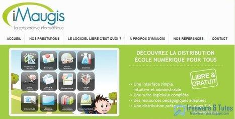 École Numérique Pour Tous : une suite logicielle éducative à découvrir | SOCIALFAVE - Complete #SMM platform to organize, discover, increase, engage and save time the smartest way. #TOP10 #Twitter platforms | Scoop.it