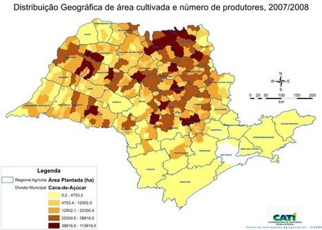 Portal LUPA - Levantamento de Unidades de Produção Agropecuária do Estado de São Paulo | Geoprocessing | Scoop.it
