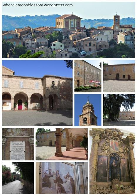 Beato Sante, Convent in Montefabbri PU, Le Marche | Beato Sante (a 'patch from Heaven') | Le Marche another Italy | Scoop.it