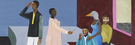 An Evening with Lubaina Himid | Gender and art | Scoop.it