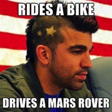 NASA is making plans to sent people to Mars! | My Favorite Topics | Scoop.it