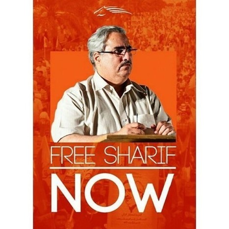 "Bahraini Political Prisoner Ibrahim Sharif Released after ""Completing his Sentence"" · Global Voices 
