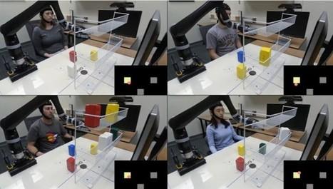 Logran controlar un brazo robótico solo con la mente, sin necesidad de implantes cerebrales   Innovación   Scoop.it