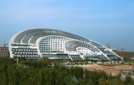 10 solar powered green architecture designs | sustainable architecture | Scoop.it