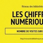 Infographic: Les Chiffres du numérique 2013 | à Aulnay | Bibliothiki | Scoop.it