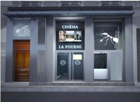 Lyon : Le cinéma La Fourmi rouvre ses portes en septembre | Art contemporain et culture | Scoop.it