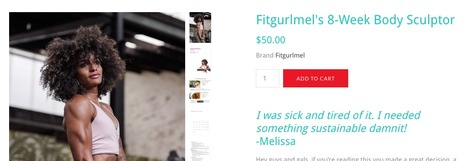 FitGurlMel 8 semaines Body Sculptor Téléchargement PDF gratuit | Guide de perte de fitness | Prenez-le