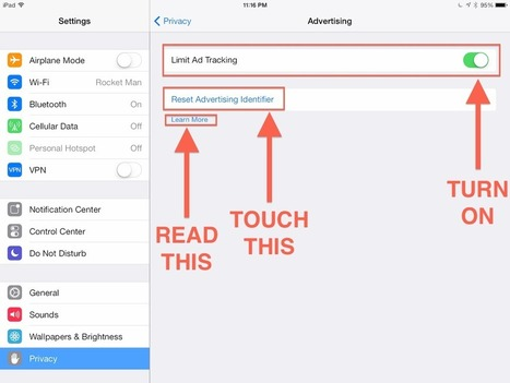 Six things every new iPad (or iPhone) owner should do immediately | ZDNet | Trending | Scoop.it