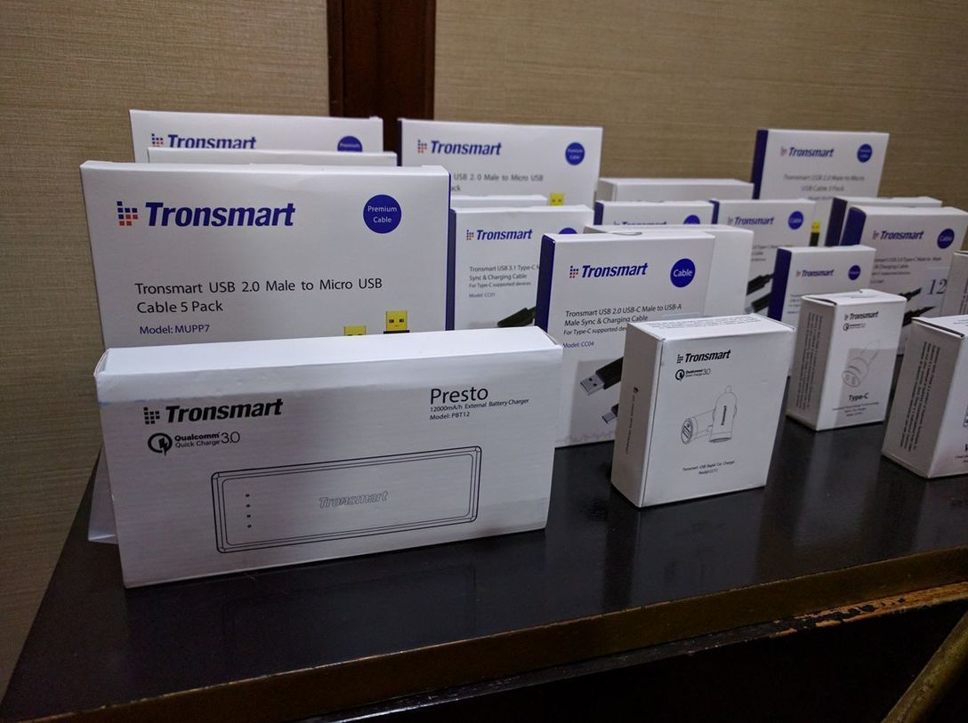 Tronsmart Products Arrive In The Philippines Free Sg 2in1 Robot Hybrid Armor Hard Soft Case Meizu M3x