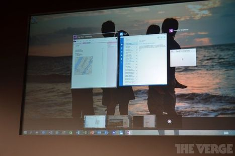Windows 10 is the official name for Microsoft's next version of Windows | Emerging Technologies in Vocational Education and Industry Training | Scoop.it