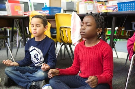 What Happens When Mindfulness Enters Schools   Best Practice in Teacher Education & Individual Differences   Scoop.it