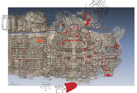 Maya 'sun' masks discovered at pyramid | Aux origines | Scoop.it