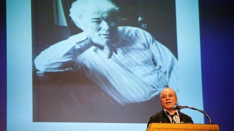 Heaney's words music to the ears of Paul Simon in New York  tribute to poet | The Irish Literary Times | Scoop.it