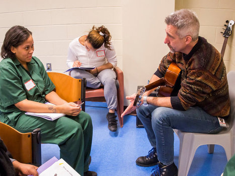 Bringing Mothers In Prison Closer To Their Children, Through Music | Humanizing Justice | Scoop.it