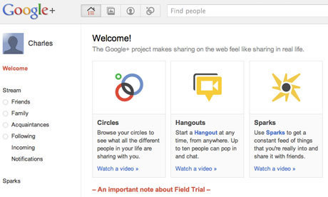 Google+ hands on: lacks the social aspect of Facebook and simplicity of Twitter - Charles Arthur in Guardian | The Google+ Project | Scoop.it