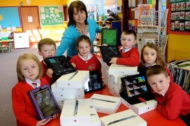 All Saints embrace the age of the iPad - The Ulster Herald | Make Maths engaging! | Scoop.it