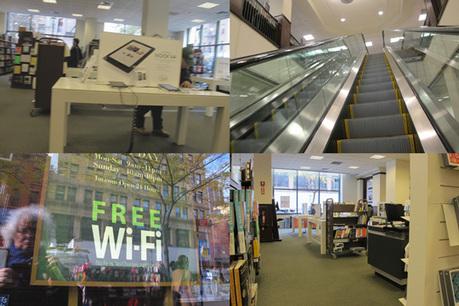 le tiers livre, web & littérature : numérique & librairie : le Barnes & Noble Brooklyn | lire n'est pas une fiction | Scoop.it