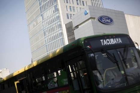 Ford to Move Small-Car Production to Mexico | IB GEOGRAPHY GLOBAL INTERACTIONS | Scoop.it