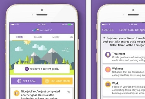 Pfizer creates app for patients with depression | Pharma: Trends in e-detailing | Scoop.it