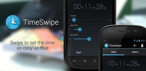 TimeSwipe - Timer - Applications Android sur Google Play | Android Apps | Scoop.it