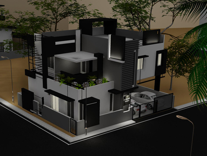 modern bungalow designs india indian home des