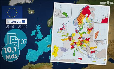 4650dd5ccce69b Le dessous des cartes   UE, des frontières qui rapprochent - Arte