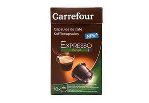 Carrefour Passe à La Capsule Compatible