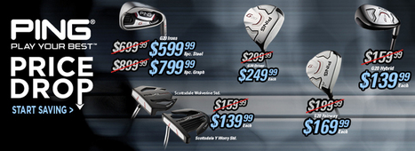 Pre-Order New 2013 Golf Clubs | Golf Club World | Scoop.it
