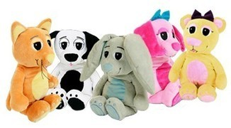 Lullapets The Musical Mp3 Stuffed Animal Pets