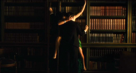 Library Love: Five Libraries In Film You'll Never Forget | Oamaru Library | Scoop.it