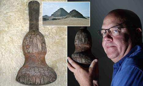 The car boot bargain that turned out to be TREASURE: £3 tool revealed as 4500 ... - Daily Mail | Egyptology and Archaeology | Scoop.it