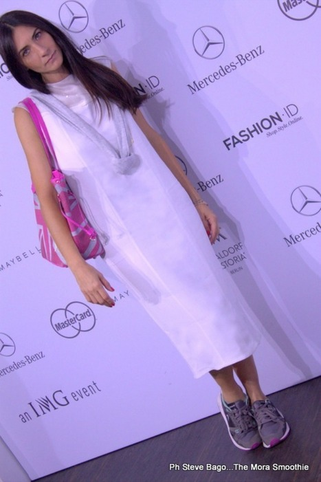 Mercedes-Benz Fashion Week Berlin! My Day #1 ! | Fashion DIY and more... | Scoop.it