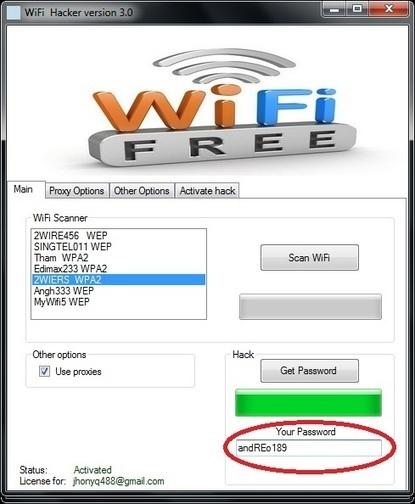wifi password hack v5 softonic