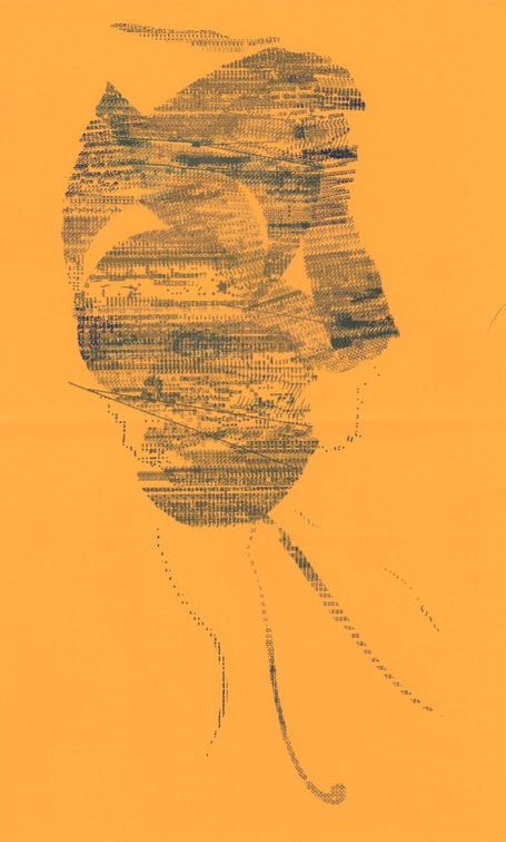 grOnk magazine, fifth series: issues 1, 2, 3, 4, 5, 6, 8 (part 7)   ASCII Art   Scoop.it
