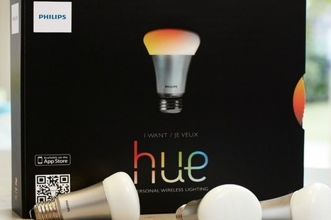 "Apple Will Sell App-Enabled, Color-Changing Light Bulbs | L'impresa ""mobile"" 