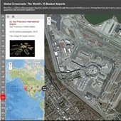 The World's 25 Busiest Airports | Global education = global understanding | Scoop.it