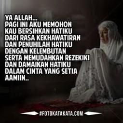Gambar Kata Kata Doa Islami Terbaru Foto Kat