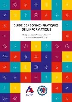 Sécurité : guide des bonnes pratiques de l'informatique   sensibilisation aux médias   Scoop.it